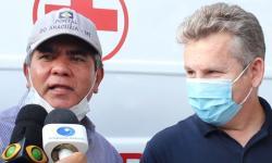 VEJA VÍDEO: Deputado Nininho consegue ambulância para o Pontal do Araguaia