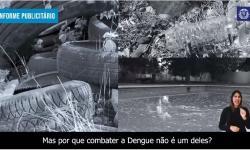 VEJA VÍDEO: Atenção vem aí as chuvas, limpe o quintal e se proteja da dengue