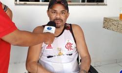 VEJA VÍDEO: Vítima de acidente em Barra do Garças sorteia rifa e continua na luta para se recuperar