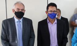 VEJA VÍDEO: Dois suplentes assumem vagas de vereadores em Torixoréu