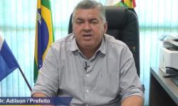 Prefeito parabeniza Barra do Garças pelos 73 anos, faz balanço da gestão e anuncia memorial para vítimas da Covid VEJA VÍDEO