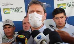 VEJA VÍDEO: Ministro visita Barra do Garças e anuncia que anel viário ficará pronto em março de 2022