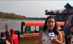 VEJA VÍDEO: Araguaia Notícia conferiu a movimentação no Porto do Baé em Barra do Garças