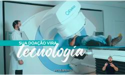 Superação, uma campanha em favor do Hospital do Câncer de MT VEJA VÍDEO