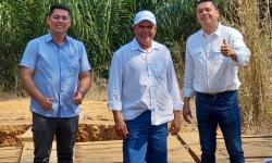 VEJA VÍDEO: Prefeito agradece deputado Max Russi por emenda de 800 mil para instalação de 9 aduelas em Pontal do Araguaia
