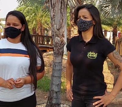 VEJA VÍDEO: Duas jovens cientistas de Barra do Garças vão participar de prêmios na Amazônia