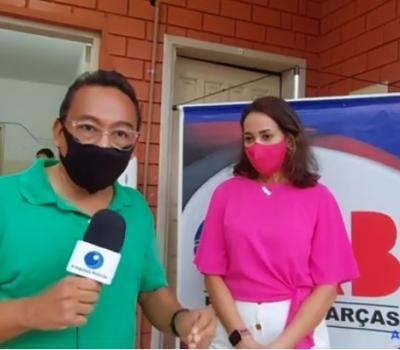 VEJA VÍDEO: Prefeitura de Barra do Garças realiza palestras do Outubro Rosa e terá Dia D no sábado (16/10)