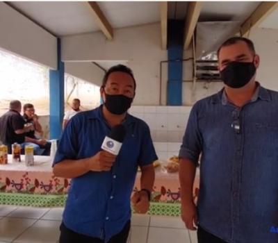 VEJA VÍDEO: Escola comemora Dia dos Professores em Barra do Garças