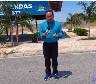 VEJA VÍDEO: É sucesso de vendas em Barra do Garças, Residencial Park Águas Quentes