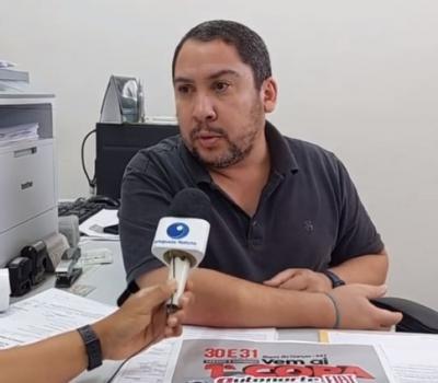VEJA VÍDEO: Vereador Carpegiane destaca que Copa Autonorte/Fiat será sucesso em Barra do Garças
