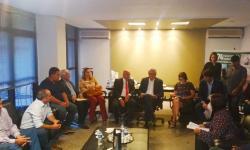VEJA VÍDEO: Governador Ronaldo Caiado anuncia apoio a Temporada de Praia em Aragarças