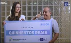 VEJA VÍDEO: A felicidade de mais ganhadores do Nota MT em MT