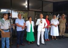 VEJA VÍDEO: Pioneiros participam da Semana da Pátria em Barra do Garças