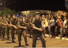 VEJA VÍDEO: Como foi o desfile de 66 anos de Aragarças