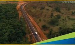 VEJA VÍDEO: Governo de MT asfalta rodovia que liga Novo São Joaquim, Campinápolis e Nova Xavantina