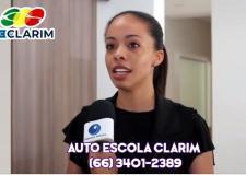 Auto Escola Clarim faz campanha para conscientizar motoristas e melhorar trânsito em Barra do Garças VEJA VÍDEO