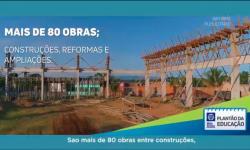 VEJA VÍDEO Com mais investimentos de Mato Grosso na Educação