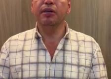 Roberto Farias pede a população de Barra do Garças que fique em casa e se proteja do coronavirus