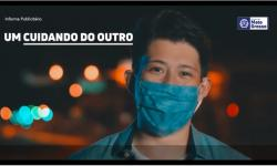 Use máscara e proteja a sua família do coronavírus em MT VEJA VÍDEO