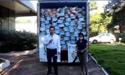 VEJA VÍDEO: Prefeito de Barra do Garças anuncia mais 2.500 kits de merenda para alunos durante pandemia