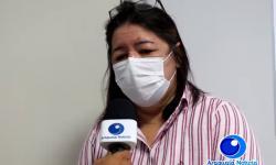 Secretária alerta para o risco de aumentar os casos de Covid em Barra do Garças
