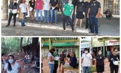 VEJA VÍDEO: Prefeitura e Defensoria monitoram moradores de rua em Barra do Garças durante pandemia