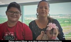 Moradores contam emocionados por quem estão ficando em casa VEJA VÍDEO