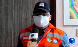 VEJA VÍDEO: PM e Defesa Civil se unem para cobrar máscaras e evitar lockdwon em Barra do Garças