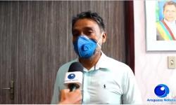 VEJA VÍDEO: Dr Joãozinho alerta que Barra do Garças está no limite do coronavírus e saúde pode entrar em colapso