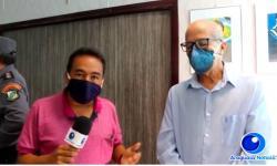VEJA VÍDEO: Após dois casos, prefeito defende toque recolher em Pontal do Araguaia