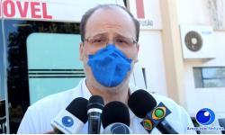 VEJA VÍDEO: Médico de Barra do Garças explica que teste rápido de Covid deve ser aplicado para quem tiver sintomas