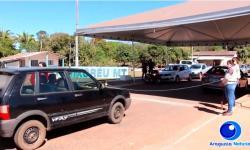 Sem caso de Covid, Torixoréu mantém barreiras e aumenta restrições a visitantes VEJA VÍDEO