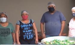 Cozinha comunitária leva comida a quem tem fome nessa pandemia em Barra do Garças e região VEJA VÍDEO