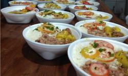 Cozinha comunitária leva comida a quem tem fome na pandemia em Barra do Garças VEJA VÍDEO