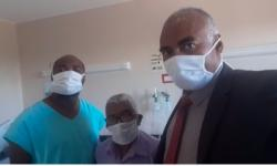 Repórter que atuou em Barra do Garças recebe alta após falta de ar e internação devido ao coronavírus VEJA VÍDEO