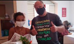 Mulher se interna pela 6ª para vencer as drogas em Aragarças; sua história viraliza e emociona na net VEJA VÍDEO