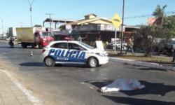 VEJA VÍDEO: Mulher de 70 anos é atropelada por taxista em Aragarças