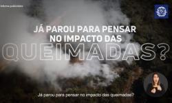 Acompanhe a luta de Mato Grosso para vencer as queimadas no Pantanal e no Araguaia VEJA VÍDEO