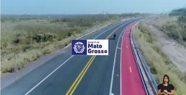 VEJA VÍDEO Governo conserta MT com mais investimentos de estradas e escolas