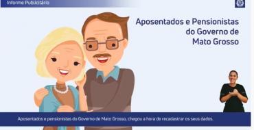 VEJA VÍDEO Governo de MT começa o censo previdenciário