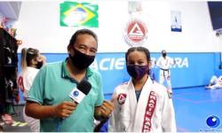 VEJA VÍDEO: Garotada de Barra do Garças mostra empolgação com jiu-jitsu da Gracie Barra