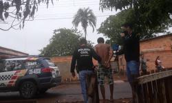 VEJA VÍDEO: homem é preso acusado de estupro no Araguaia