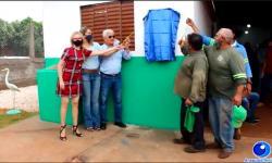 VEJA VIDEO: Secretaria de Obras e Limpeza Pública recebe melhorias em Aragarças