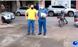 VEJA VÍDEO: Adilson assume prefeitura e prioriza combate a Covid em Barra do Garças