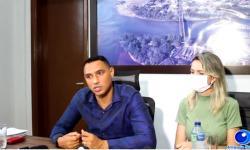 VEJA VÍDEO: Ricardo Galvão destaca as primeiras medidas a serem tomadas em Aragarças