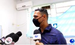 VEJA VÍDEO: Prefeito Galvão verifica as condições do Hospital Getúlio Vargas de Aragarças