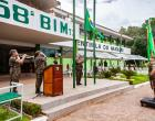 Exército comemora o Dia da Bandeira em Aragarças