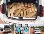 500 quilos de maconha que passaram por Barra do Garças são apreendidos com apoio da PM-MT
