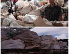 Sentinela Sustentável do Exército retira mais 501 quilos de lixo das ruas e manda para reciclagem