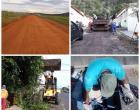 Prefeitura de Barra do Garças recupera vias públicas e promove ações para atender pedidos dos vereadores